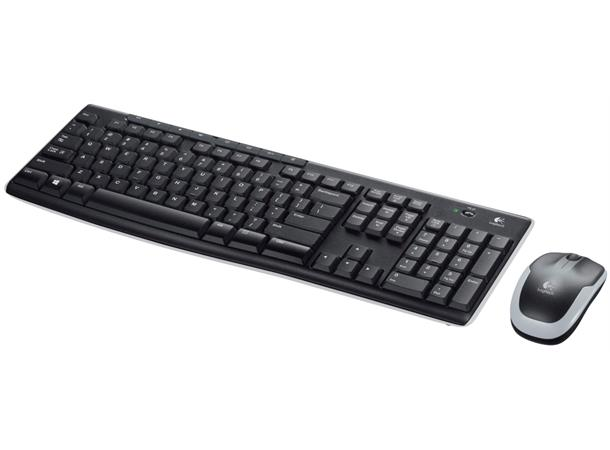 TastaturMus LOGITECH MK270 wireless | Staples®